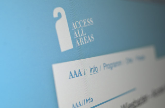 Access All Areas - Designtage Wiesbaden 2011