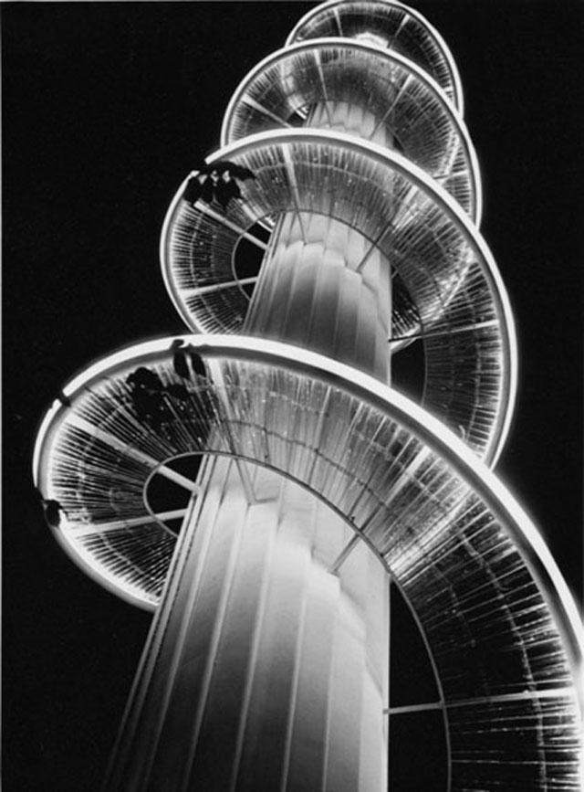 © Lichtturm des Pavillon de la Marine Marchande, Weltausstellung, Paris 1937