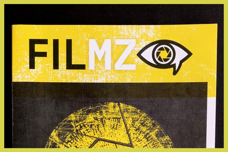 Kopfleiste Programmheft FILMZ