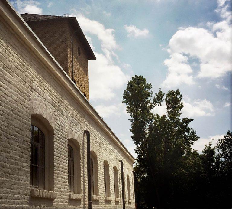 Designagentur »die basis« in der historischen Walkmühle in Wiesbaden